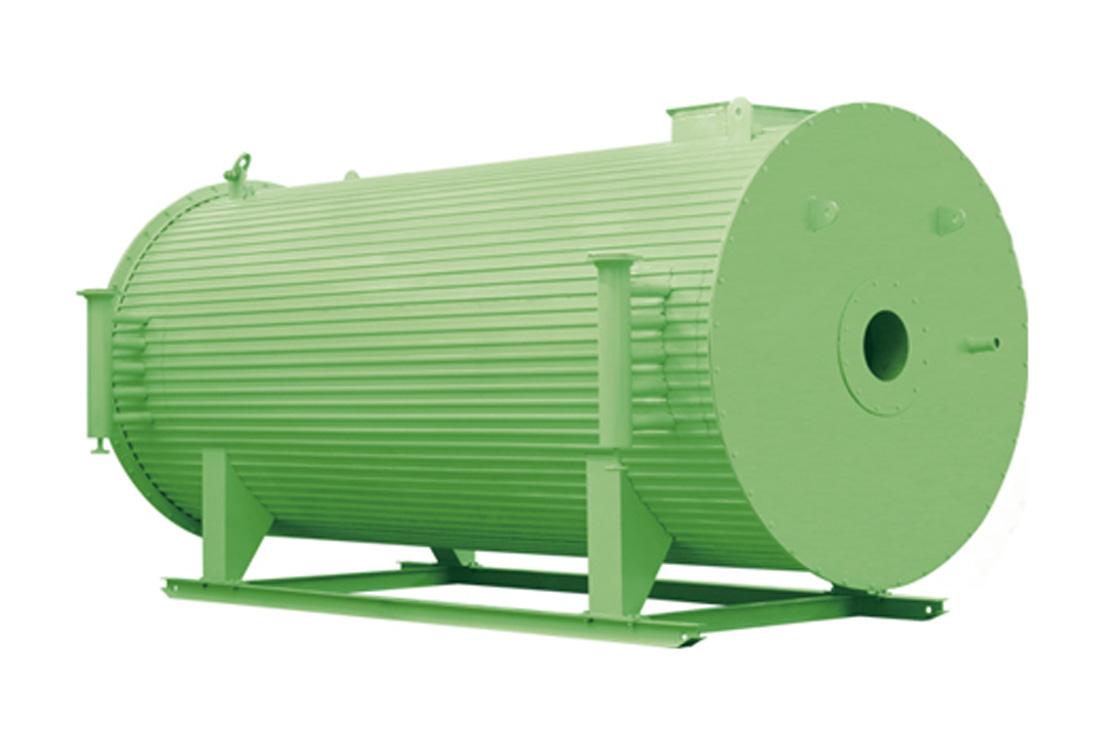 卧式燃油(气)导热油炉