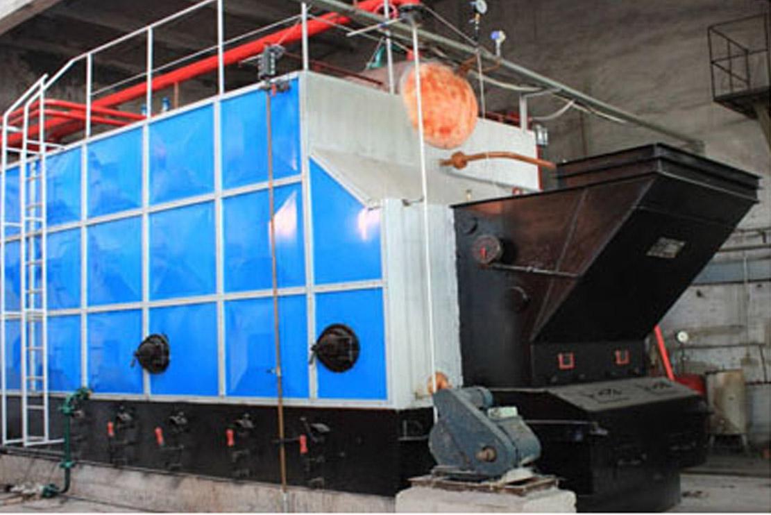 卧式燃生物质蒸汽锅炉