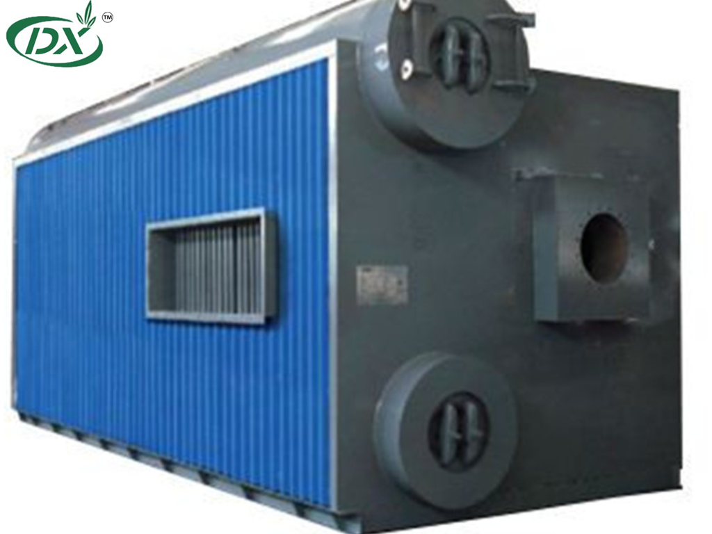 SZS系列燃油气蒸汽锅炉