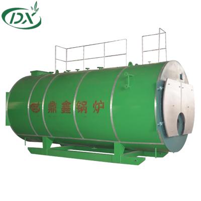 WNS燃油气卧式蒸汽锅炉